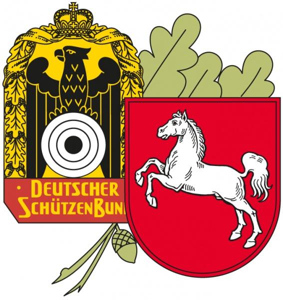 Logo des Niedersächsichen Schützenverbandes NSSV