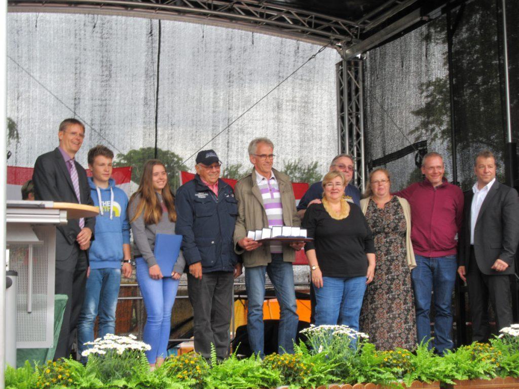 Meisterehrung des Bezirks Reinickendorf 2017
