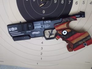 Sportpistole Walther SSP