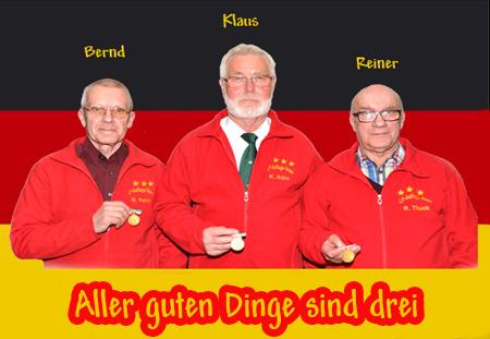 Deutsche Meister Hannover 2015