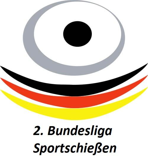 Logo 2. Bundesliga Sportschiessen
