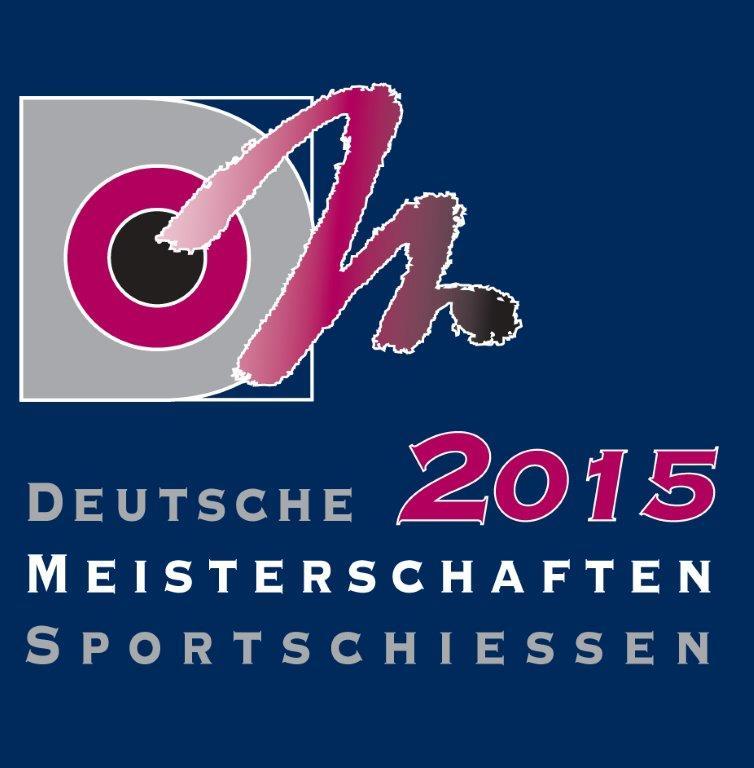 Logo Deutsche Meisterschaft 2015