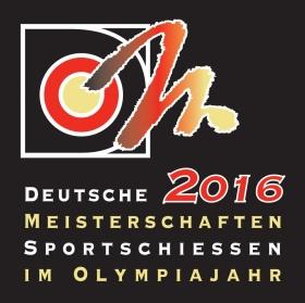 Logo Deutsche Meisterschaft 2016
