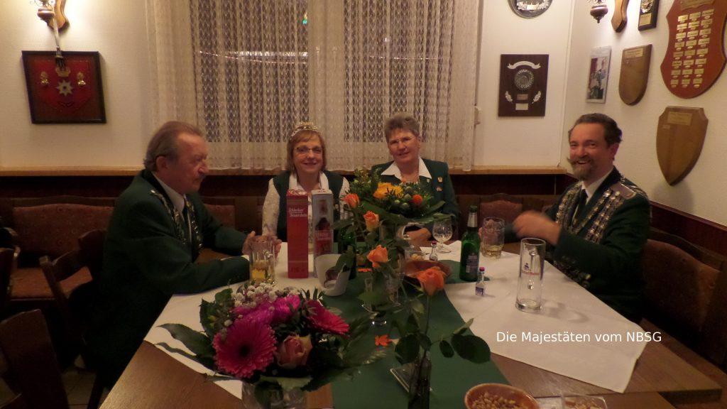 NBSG zu Besuch bei der Schützengilde Reinickendorf 1972 e.V.