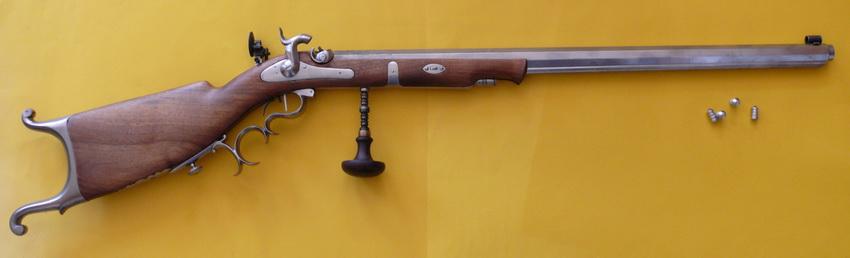 Vorderlader Perkusionsgewehr