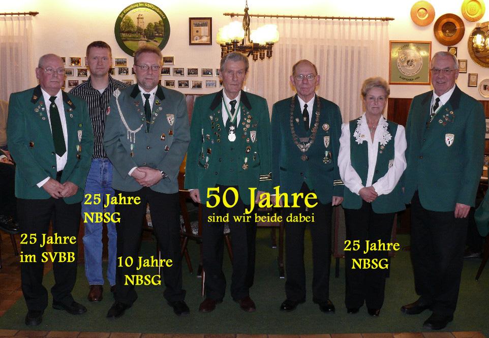 Jahreshauptversammlung der NBSG 2010
