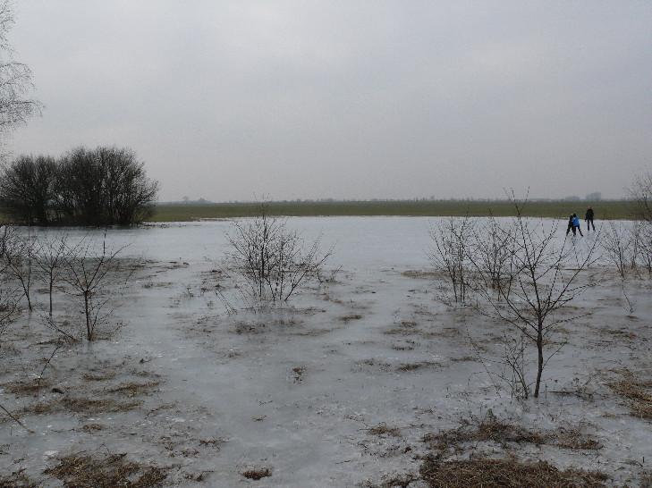 """Winterwanderung """"ohne Schnee"""" und"""