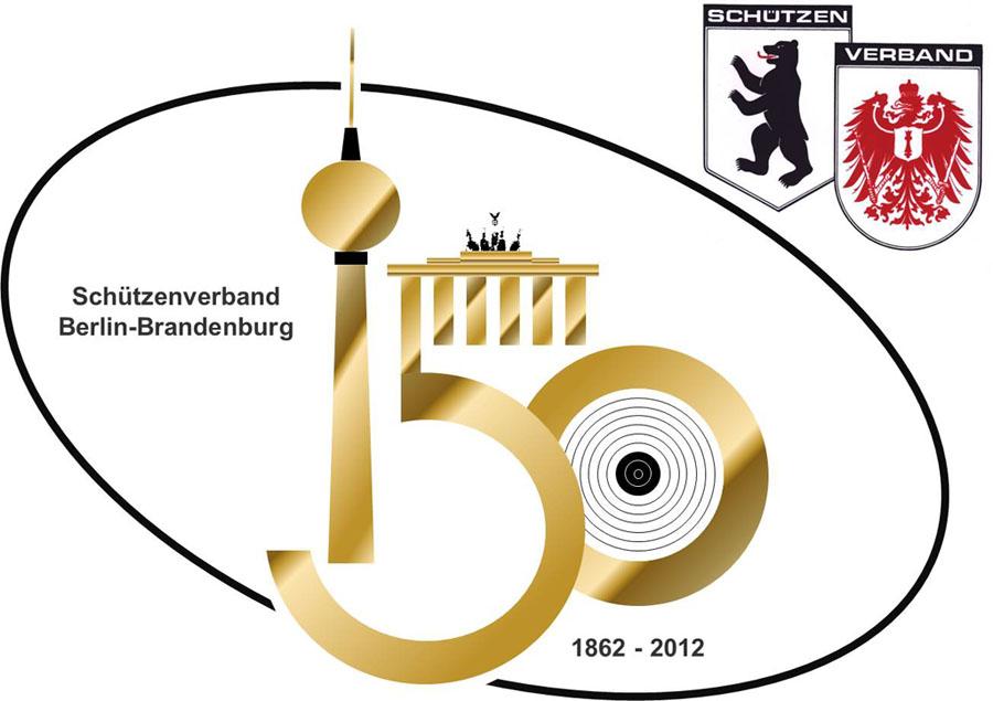150 Jahre SVBB Logo